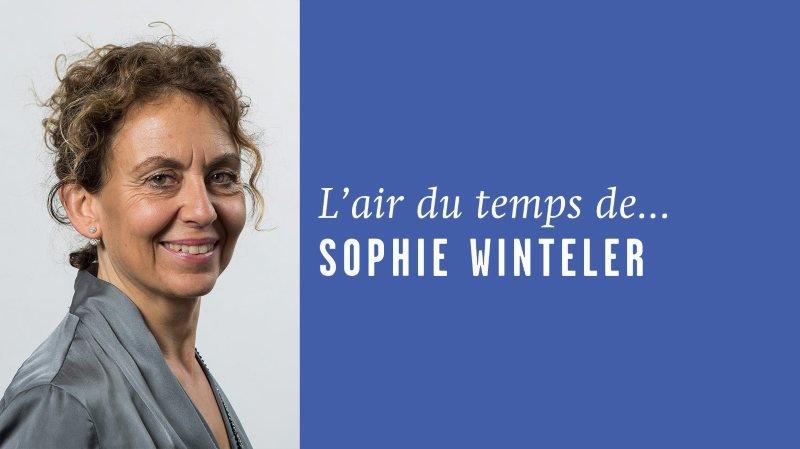 «J'ai cru mourir…», l'air du temps de Sophie Winteler