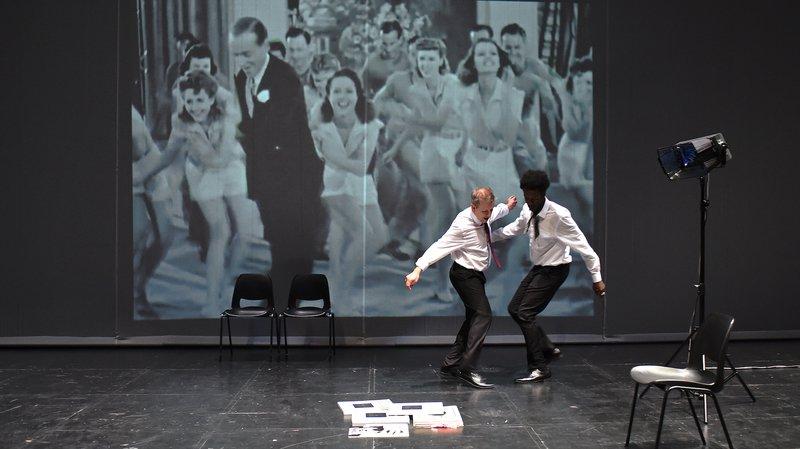 La Comédie de Caen revient au Locle et à La Chaux-de-Fonds avec ses entretiens (presque) imaginaires
