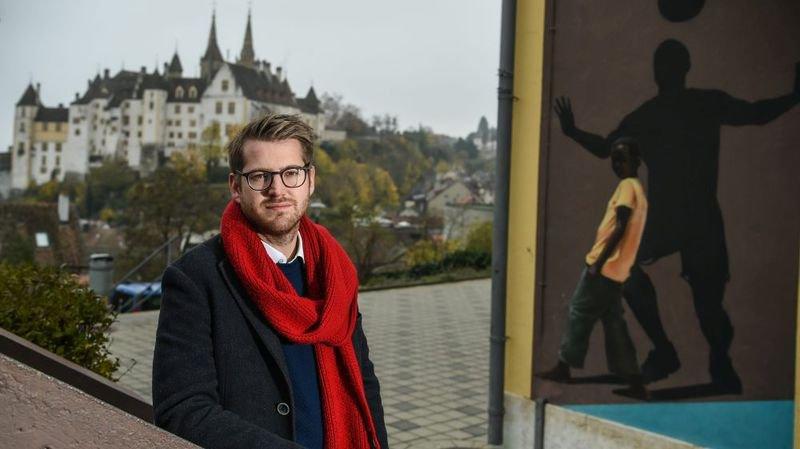 «Je ne me sens pas trop perdu, même s'il y a quelques appréhensions», confie Baptiste Hurni