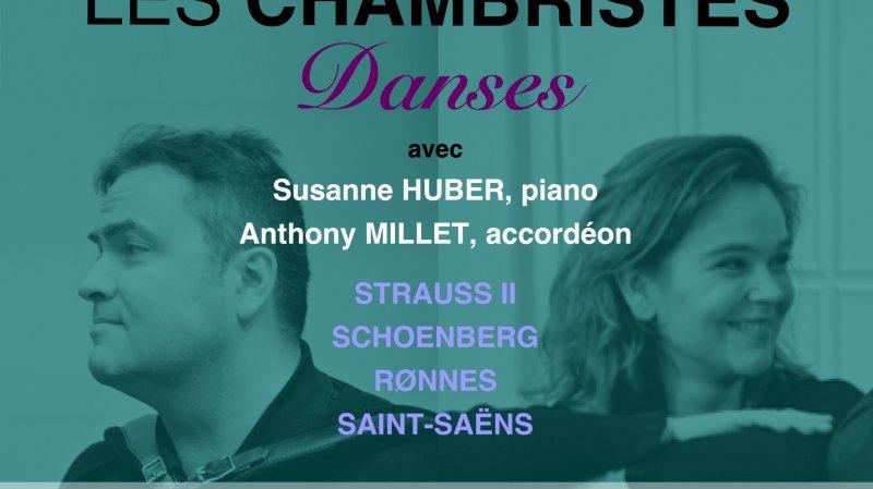Concert de fin d'année des Chambristes!