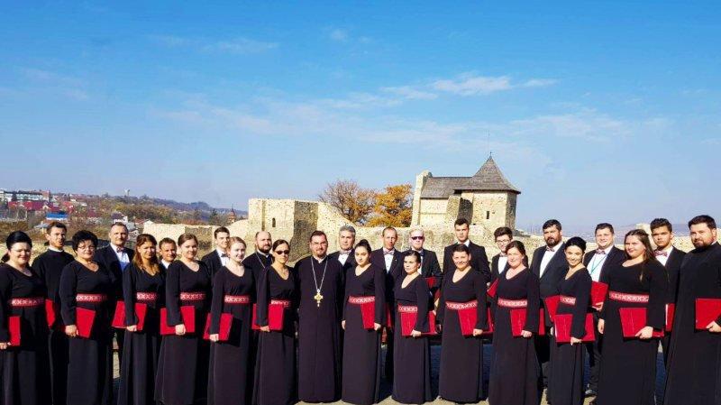 La chorale Ciprian Porumbescu, de Suceava, est l'une des plus prestigieuses de Roumanie.