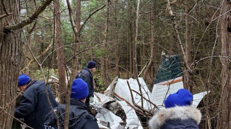 Canada: un petit avion privé s'écrase, 7 morts