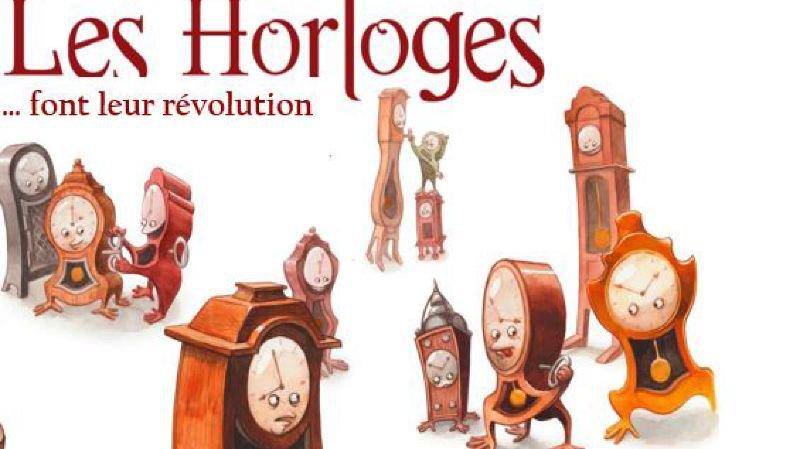 Les Horloges font leur révolution
