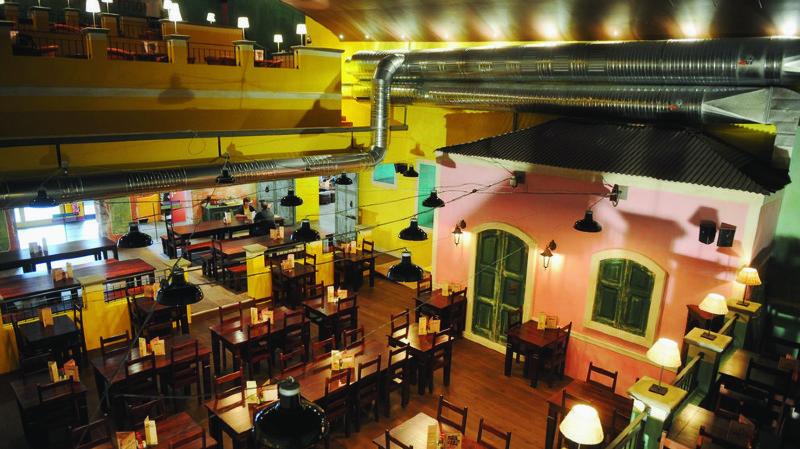 Le restaurant mexicain a ouvert ses portes en 2012.