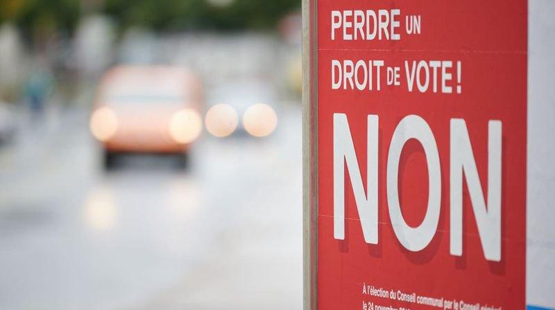 Le PS chaux-de-fonnier est opposé au mode d'élection du Conseil communal par le Conseil général.