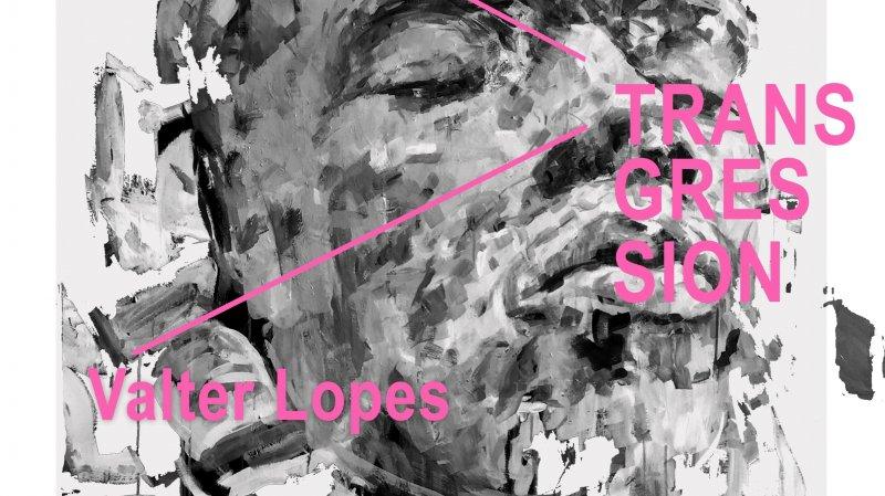 Transgression exposition peinture de Valter Lopes