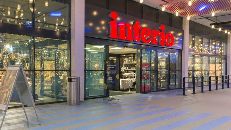 Le nom Interio devrait disparaître à l'avenir.