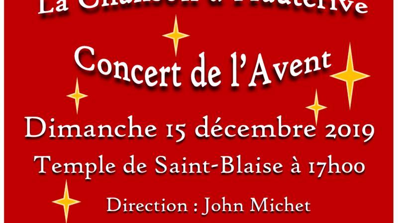 Concert de l'Avent