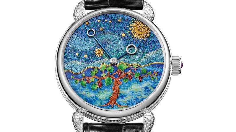 La Starry Night Vine, de Kari Voutilainen.