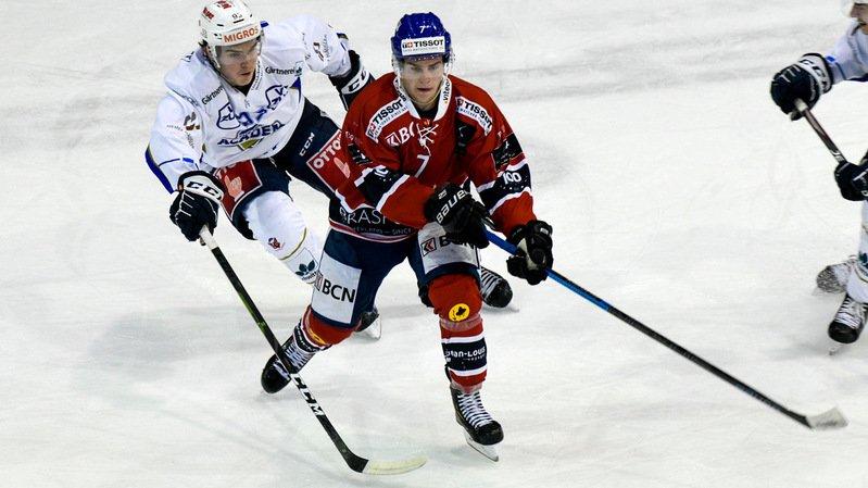 Suivez en direct le match HC La Chaux-de-Fonds - Zoug Academy