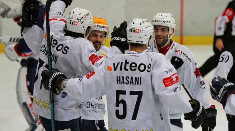 Le HCC a retrouvé les joies de la victoire hors des Mélèzes.