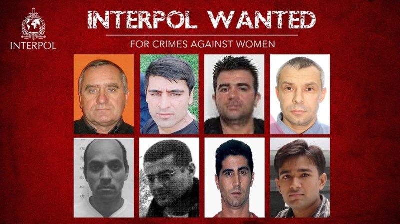 Violences contre les femmes: Interpol lance une traque mondiale
