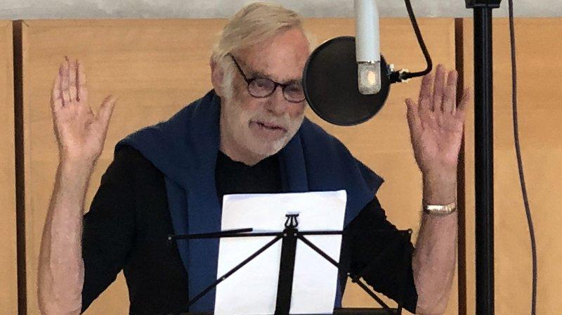 Cortaillod: Jean-Luc Bideau et le Wind Band pour un tour de «Manège enchanté»