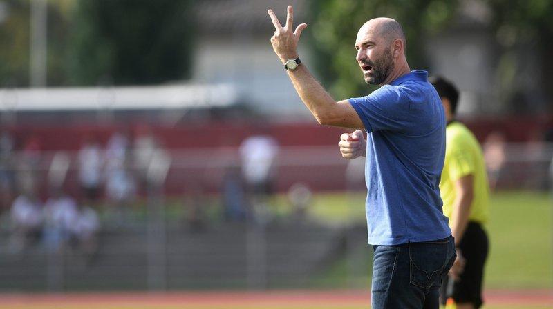 Xamax ouvre un nouveau chapitre après le départ de son directeur sportif Frédéric Page