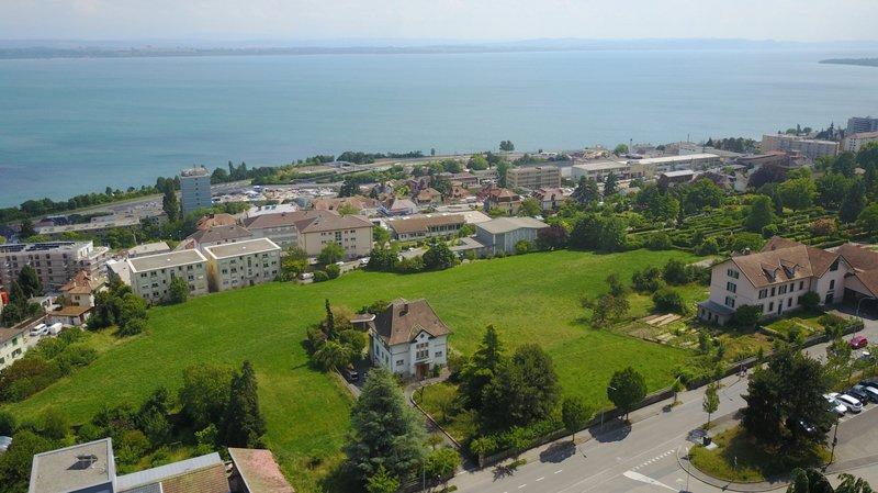 Neuchâtel: Bonhôte veut construire un nouveau quartier à Beauregard