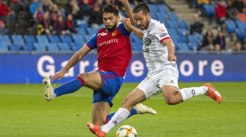 Football: Xamax sauve un point face au FC Bâle.