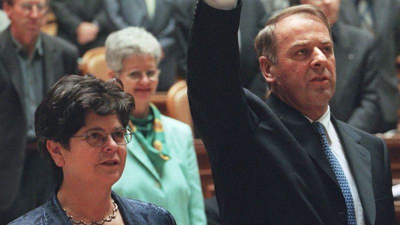 En 1999, l'UDC veut un siège de plus au Conseil fédéral