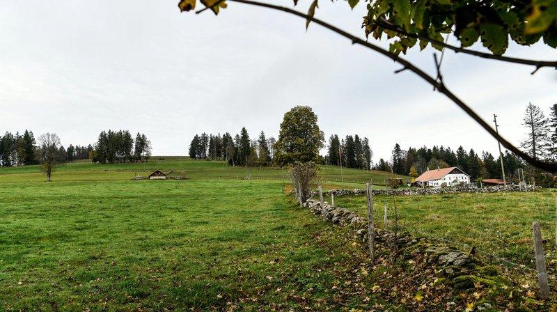 Le fermier de Pouillerel conteste les accusations des défenseurs de la nature