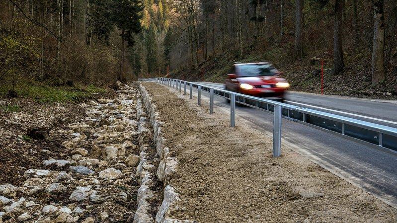 Réouverture de la route Villiers-Le Pâquier: notre dossier, nos photos