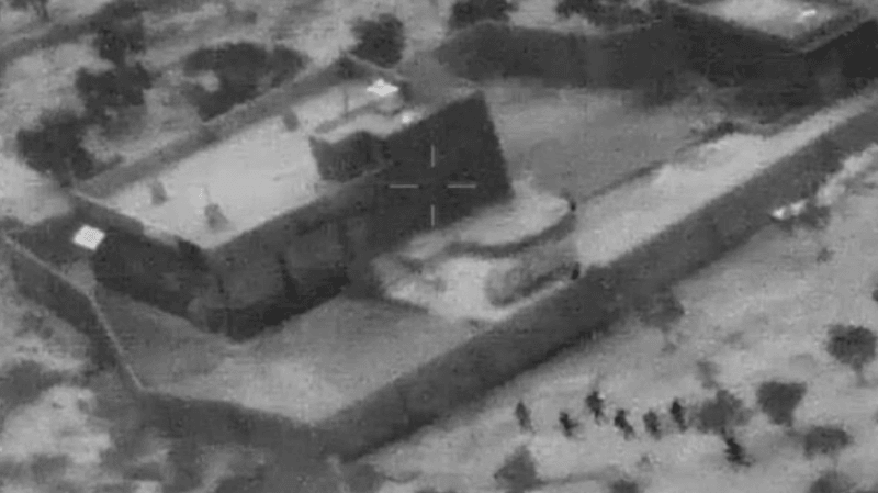 Le président Donald Trump avait envisagé dès lundi de rendre publics des extraits de la vidéo du raid.