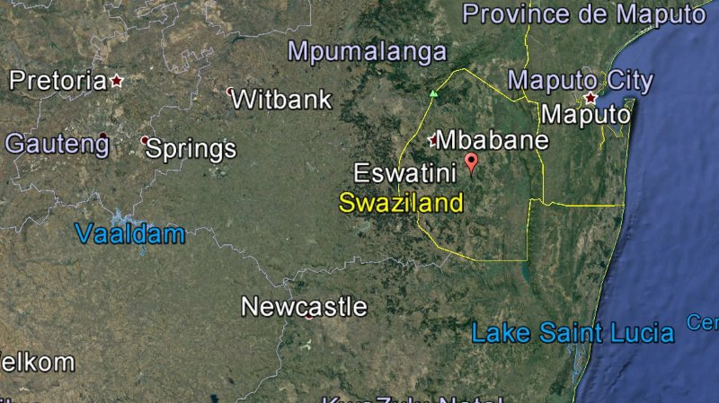 Afrique: plusieurs Suisses blessés dans un accident de bus au Swaziland