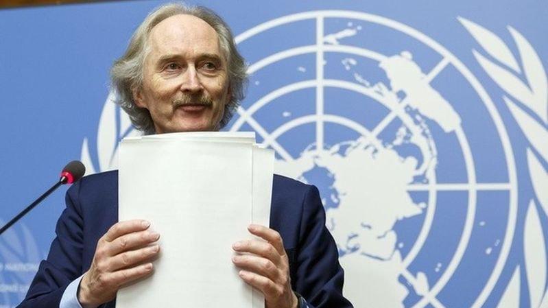 L'émissaire spécial de l'ONU pour la Syrie, Geir Pedersen, a qualifié le Comité constitutionnel de «lueur d'espoir» pour le peuple syrien.