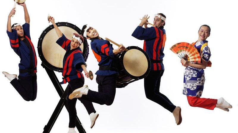 L'ensemble Taikoza a été fondé en 1995, à New York, par le Suisse Marco Lienhard.