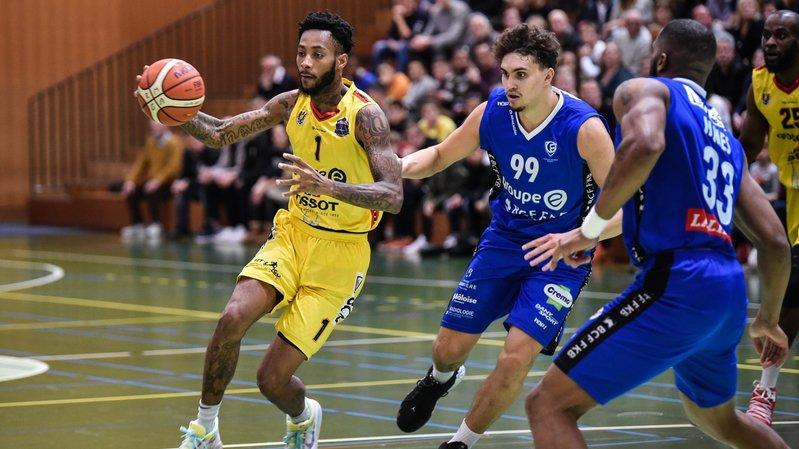 Match au sommet contre Fribourg Olympic refixé pour Union Neuchâtel