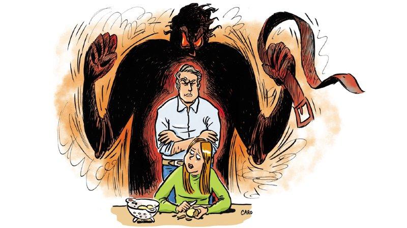 Violences conjugales: des pistes pour oser briser le silence