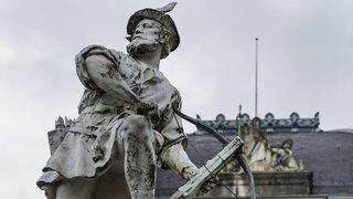 Un Neuchâtelois tire sur son voisin à l'arbalète: condamné