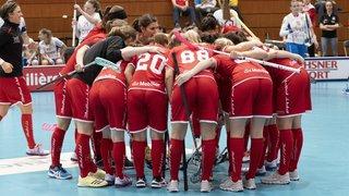 Mondiaux d'unihockey féminin: match-clé pour la Suisse contre la Finlande.