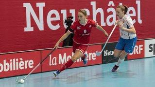 Grâce au club de Corcelles, le gratin mondial d'unihockey féminin a rendez-vous à Neuchâtel