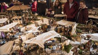 La Chaux-de-Fonds: un atelier pour créer sa crèche aux Eplatures
