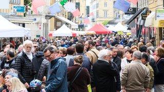 Des solutions pour développer la zone piétonne de Neuchâtel