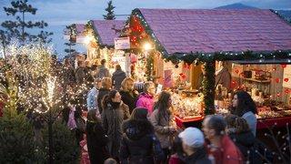 Montreux: le marché de Noël au demi-million de visiteurs célèbre ses 25 ans