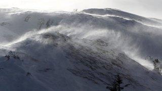 Berne: 200 touristes ont dû passer la nuit dans un restaurant de montagne à cause de la tempête