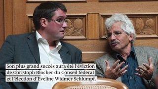 Levrat ne se représentera pas à la présidence du PS suisse