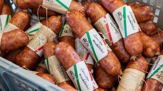 Les Ponts-de-Martel: saucisson rime avec Montandon depuis 1930
