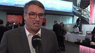 Christian Levrat estime légitime une candidature verte au Conseil fédéral
