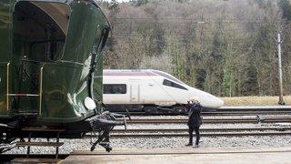 Zurich: un Eurocity tombe en panne à Sihlbrugg, 600 passagers évacués