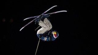 Ski freestyle: Mathilde Gremaud remporte le Big Air de Modène devant Giulia Tanno, Ragettli 3e