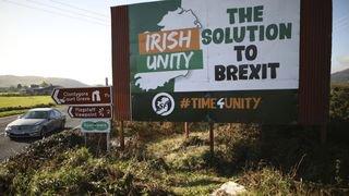 Eclairage: «Le détonateur de la réunification irlandaise?»