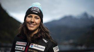 Ski alpin: Wendy Holdener blessée au coude gauche