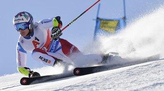 Ski alpin – Géant messieurs de Sölden: Marco Odermatt 3e de la première manche, Alexis Pinturault aux commandes