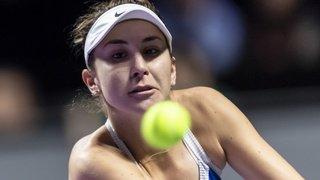 Tennis - Masters de Shenzhen: Bertens abandonne et Belinda Bencic se qualifie pour les demi-finales