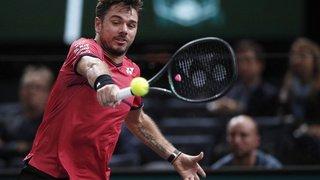 Tennis – Masters 1000 de Paris-Bercy: Stan Wawrinka éliminé en 8e de finale par Nadal