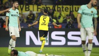 Football – Ligue des Champions: le Borussia Dortmund renverse l'Inter de Milan