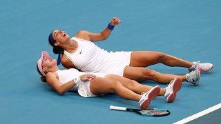 Tennis: la France remporte la finale de la Fed Cup contre l'Australie