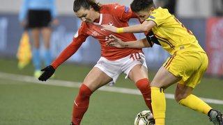 Football – qualifications pour l'Euro féminin: la Suisse écrase la Roumanie 6-0