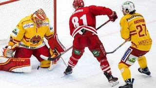 Hockey: Bienne s'adjuge le derby romand face à Lausanne